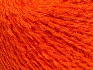 Fiber Content 90% Acrylic, 10% Polyamide, Orange, Brand ICE, Yarn Thickness 2 Fine  Sport, Baby, fnt2-57201