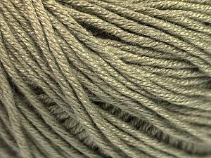 Fiber Content 60% Bamboo, 40% Cotton, Light Khaki, Brand ICE, Yarn Thickness 3 Light  DK, Light, Worsted, fnt2-57389