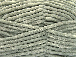 Fiber Content 100% Micro Fiber, Brand ICE, Greenish Grey, Yarn Thickness 4 Medium  Worsted, Afghan, Aran, fnt2-57619