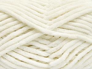 Fiber Content 100% Micro Fiber, Off White, Brand ICE, Yarn Thickness 4 Medium  Worsted, Afghan, Aran, fnt2-57625