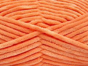 Fiber Content 100% Micro Fiber, Orange, Brand ICE, Yarn Thickness 4 Medium  Worsted, Afghan, Aran, fnt2-57628