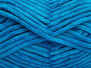 Fiber Content 100% Micro Fiber, Turquoise, Brand ICE, Yarn Thickness 4 Medium  Worsted, Afghan, Aran, fnt2-57638