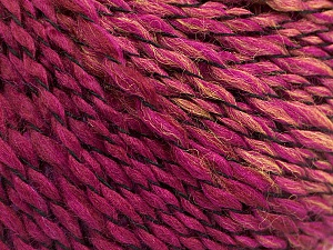 Fiber Content 60% Acrylic, 30% Wool, 10% Polyamide, Lilac, Brand ICE, Gold, Fuchsia, fnt2-57827