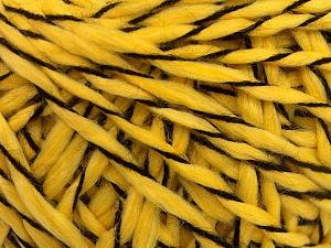 Fiber Content 100% Acrylic, Yellow, Brand ICE, fnt2-57981