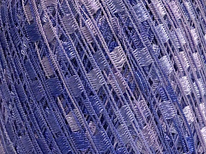 Trellis  Fiber Content 100% Polyester, Lilac Shades, Brand ICE, fnt2-58007