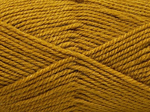 Fiber Content 50% Acrylic, 50% Wool, Olive Green, Brand ICE, fnt2-58188