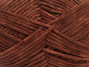 Fiber Content 100% Micro Fiber, Brand ICE, Brown, Yarn Thickness 3 Light  DK, Light, Worsted, fnt2-58225