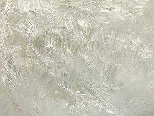 Fiber Content 100% Polyester, White, Brand ICE, fnt2-58255
