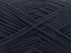 Fiber Content 67% Cotton, 33% Polyamide, Brand ICE, Dark Navy, fnt2-58273