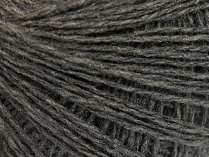 Fiber Content 50% Wool, 50% Acrylic, Brand ICE, Dark Grey, fnt2-58297