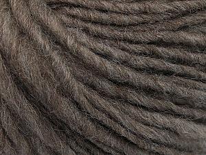 Fiber Content 35% Acrylic, 30% Wool, 20% Alpaca Superfine, 15% Viscose, Brand ICE, Dark Camel Melange, fnt2-58313