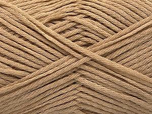 Fiber Content 100% Cotton, Brand ICE, Beige, fnt2-58330