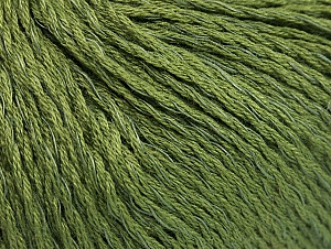Fiber Content 40% Bamboo, 35% Cotton, 25% Linen, Jungle Green, Brand ICE, fnt2-58467