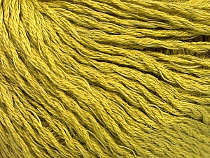 Fiber Content 40% Bamboo, 35% Cotton, 25% Linen, Olive Green, Brand ICE, Yarn Thickness 2 Fine  Sport, Baby, fnt2-58468