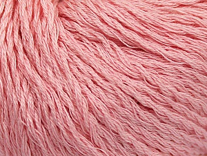 Fiber Content 40% Bamboo, 35% Cotton, 25% Linen, Light Pink, Brand ICE, fnt2-58475
