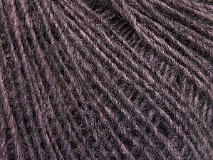 Fiber Content 55% Acrylic, 25% Alpaca, 20% Wool, Maroon, Brand ICE, fnt2-58494