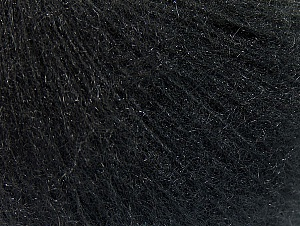 Fiber Content 100% Acrylic, Brand ICE, Black, fnt2-58496