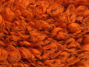 Fiber Content 9% Wool, 80% Acrylic, 11% Polyamide, Orange, Brand ICE, Yarn Thickness 5 Bulky  Chunky, Craft, Rug, fnt2-58502