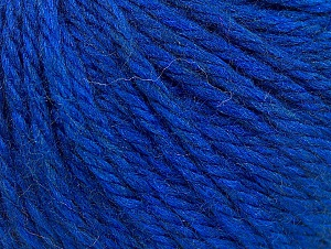 Fiber Content 60% Acrylic, 40% Wool, Brand ICE, Blue, fnt2-58577