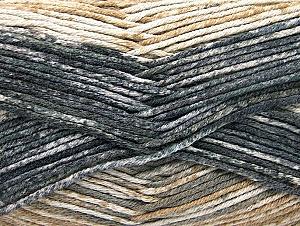 Fiber Content 50% Cotton, 50% Premium Acrylic, Brand ICE, Grey, Cream, Camel, Black, fnt2-58686