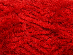 Fiber Content 100% Micro Fiber, Red, Brand ICE, Yarn Thickness 6 SuperBulky  Bulky, Roving, fnt2-58820