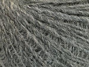 Fiber Content 50% Wool, 50% Acrylic, Brand ICE, Grey, fnt2-58830