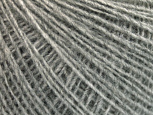 Fiber Content 50% Wool, 50% Acrylic, Light Grey, Brand ICE, fnt2-58848