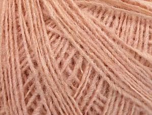 Fiber Content 50% Wool, 50% Acrylic, Light Pink, Brand ICE, fnt2-58857