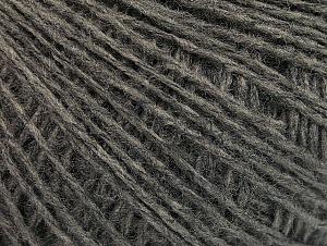 Fiber Content 50% Wool, 50% Acrylic, Brand ICE, Dark Grey, fnt2-58868