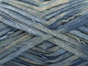 Fiber Content 100% Polyamide, Brand ICE, Grey Shades, Blue, fnt2-58894