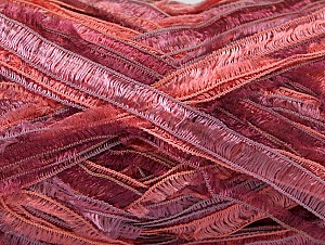 Fiber Content 100% Polyamide, Salmon, Lilac, Brand ICE, fnt2-58895