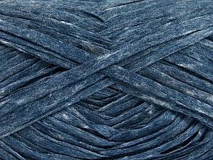 Fiber Content 50% Polyester, 50% Viscose, Jeans Blue, Brand ICE, fnt2-58896