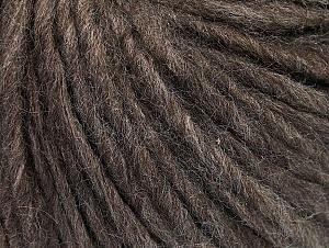 Fiber Content 50% Merino Wool, 25% Acrylic, 25% Alpaca, Brand ICE, Brown Melange, fnt2-58927