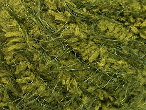 Fiber Content 100% Polyamide, Olive Green, Brand ICE, fnt2-58992