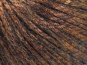 Fiber Content 70% Polyamide, 19% Merino Wool, 11% Acrylic, Brand ICE, Copper, fnt2-59035