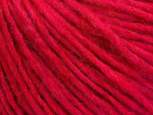 Fiber Content 50% Merino Wool, 25% Alpaca, 25% Acrylic, Brand ICE, Candy Pink, fnt2-59041