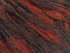 Fiber Content 50% Wool, 50% Polyamide, Maroon, Brand ICE, Copper, fnt2-59049