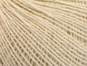 Fiber Content 50% Wool, 50% Acrylic, Light Beige, Brand ICE, fnt2-59076