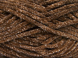 Fiber Content 75% Micro Fiber, 25% Acrylic, White, Brand ICE, Brown, Yarn Thickness 4 Medium  Worsted, Afghan, Aran, fnt2-59323