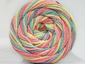 Fiber Content 50% Polyamide, 50% Acrylic, Pastel Colors, Brand ICE, Yarn Thickness 5 Bulky  Chunky, Craft, Rug, fnt2-59363