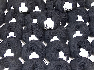 Wool Cord This mixed lot includes a total of 2000 gr (70.5 oz.) yarn. There is no standard for ball weight. Also disregard any information on the labels. You will get what you see in the photo. Fiber Content 50% Wool, 50% Acrylic, Brand ICE, fnt2-59670