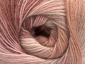 Fiber Content 60% Acrylic, 20% Angora, 20% Wool, Pink, Maroon, Brand ICE, Camel, Yarn Thickness 2 Fine  Sport, Baby, fnt2-59751