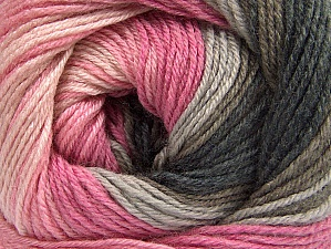 Fiber Content 70% Acrylic, 30% Merino Wool, Pink Shades, Brand ICE, Grey Shades, Brown, fnt2-59771