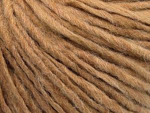 Fiber Content 50% Acrylic, 50% Wool, Brand ICE, Cafe Latte, fnt2-59801