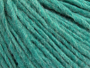 Fiber Content 50% Acrylic, 50% Wool, Light Emerald Green, Brand ICE, fnt2-59813