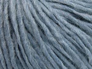 Fiber Content 50% Wool, 50% Acrylic, Light Blue, Brand ICE, fnt2-59818