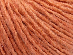 Fiber Content 50% Acrylic, 50% Wool, Light Salmon, Brand ICE, fnt2-59825