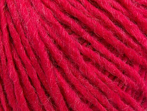 Fiber Content 50% Acrylic, 50% Wool, Brand ICE, Fuchsia, fnt2-59827