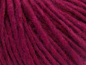 Fiber Content 50% Acrylic, 50% Wool, Brand ICE, Dark Fuchsia, fnt2-59830