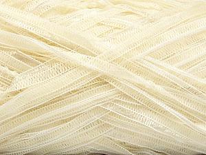 Fiber Content 50% Polyamide, 50% Cotton, Brand ICE, Cream, fnt2-59832